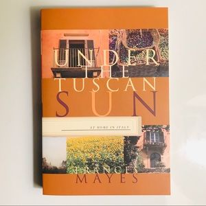 NEW💥UNDER THE TUSCAN SUN by Frances Mayes
